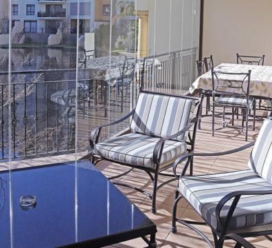 Century City Collection - Portofino Balcony