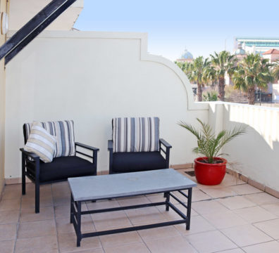 Century City Collection - St Tropez 206 Patio/View